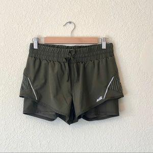 Forest Running Shorts